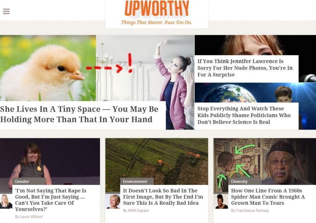 upworthy titles